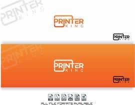 "#215 for Design Logo for my company ""printerking"" by alejandrorosario"