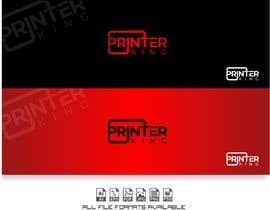 "#216 for Design Logo for my company ""printerking"" by alejandrorosario"