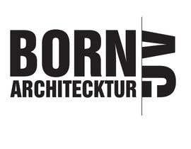 #350 cho design logo for architectural firm (BORN AG) bởi lisaannejones