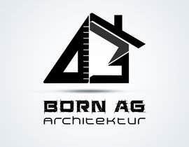#355 cho design logo for architectural firm (BORN AG) bởi princekpr26