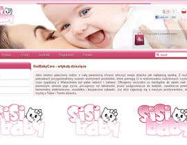 #64 for SisiBabyCare - logo refreshment af arturkh