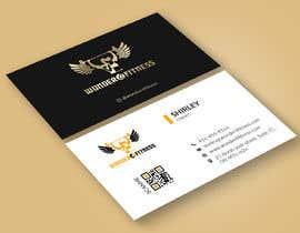 #611 untuk Design business card for a gym oleh mamunazad76