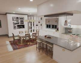 #11 for Kitchen/Dining Room Remodel af Abesta