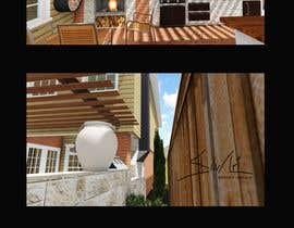 nº 30 pour Redesign Outdoor Kitchen- Extend Covered Patio-Landscape Redesign. par EstebanGreen