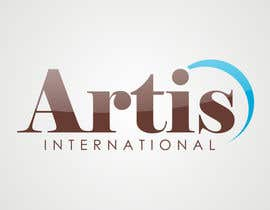 #44 para Logo and Business Card Design for Artis International por akshavi