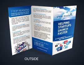 nº 8 pour Tri-Fold Brochure Design for Social Media Marketing Sevices par Jabinhossain