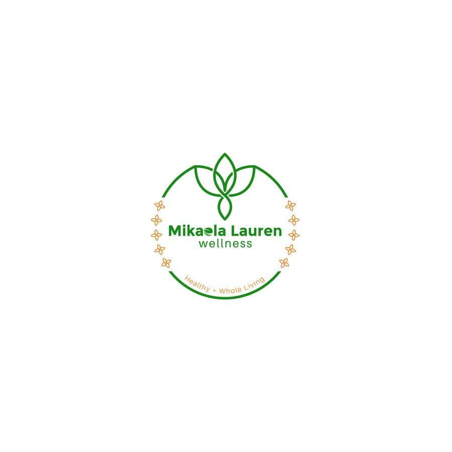 """Konkurrenceindlæg #                                        449                                      for                                         Logo for """"Mikaela Lauren Wellness"""""""