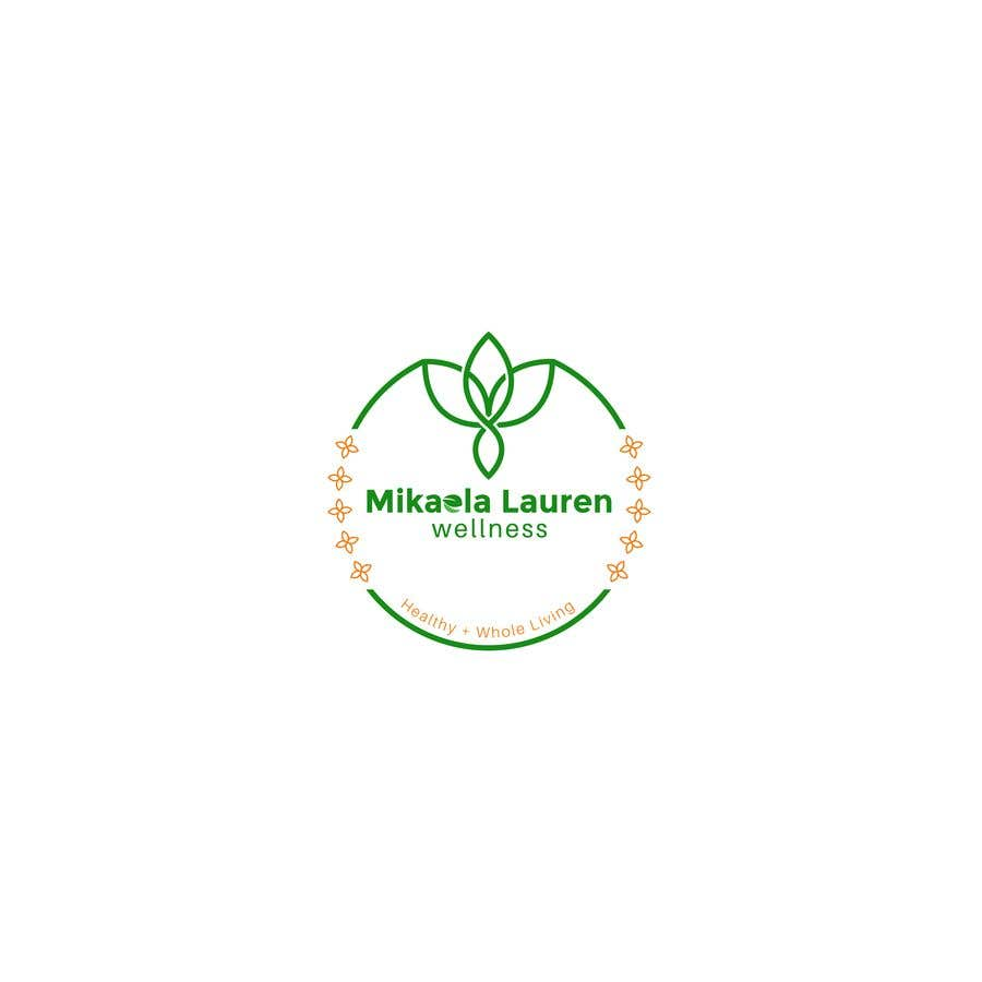 "Participación en el concurso Nro.449 para Logo for ""Mikaela Lauren Wellness"""