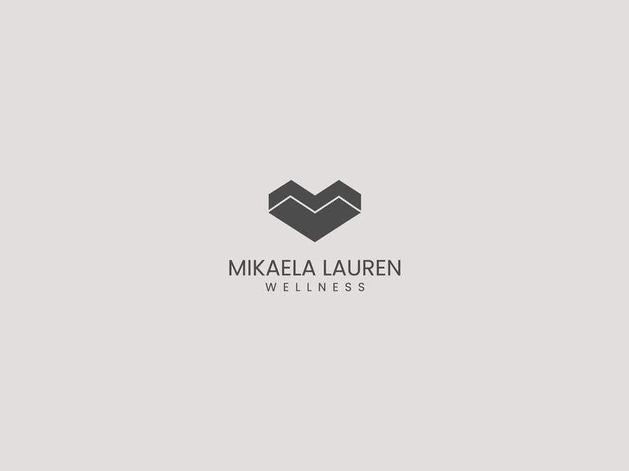 """Konkurrenceindlæg #                                        245                                      for                                         Logo for """"Mikaela Lauren Wellness"""""""