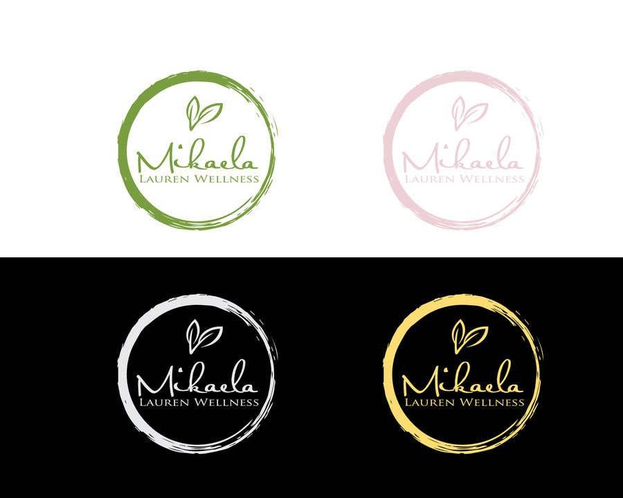 """Konkurrenceindlæg #                                        452                                      for                                         Logo for """"Mikaela Lauren Wellness"""""""