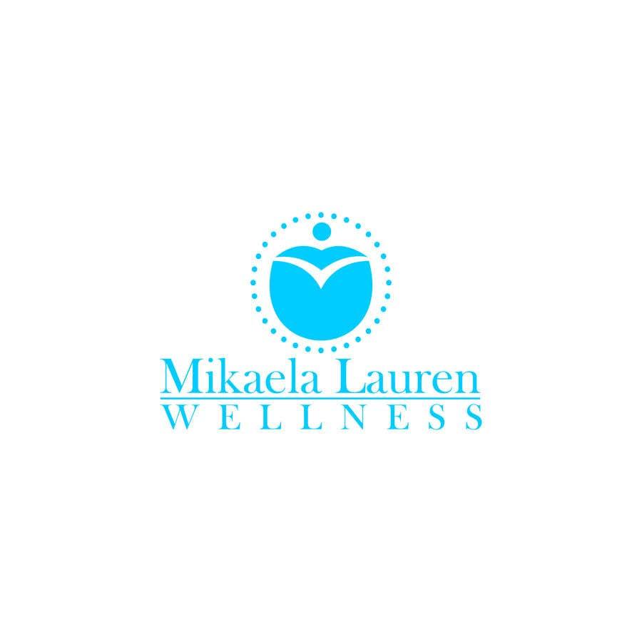 """Konkurrenceindlæg #                                        501                                      for                                         Logo for """"Mikaela Lauren Wellness"""""""