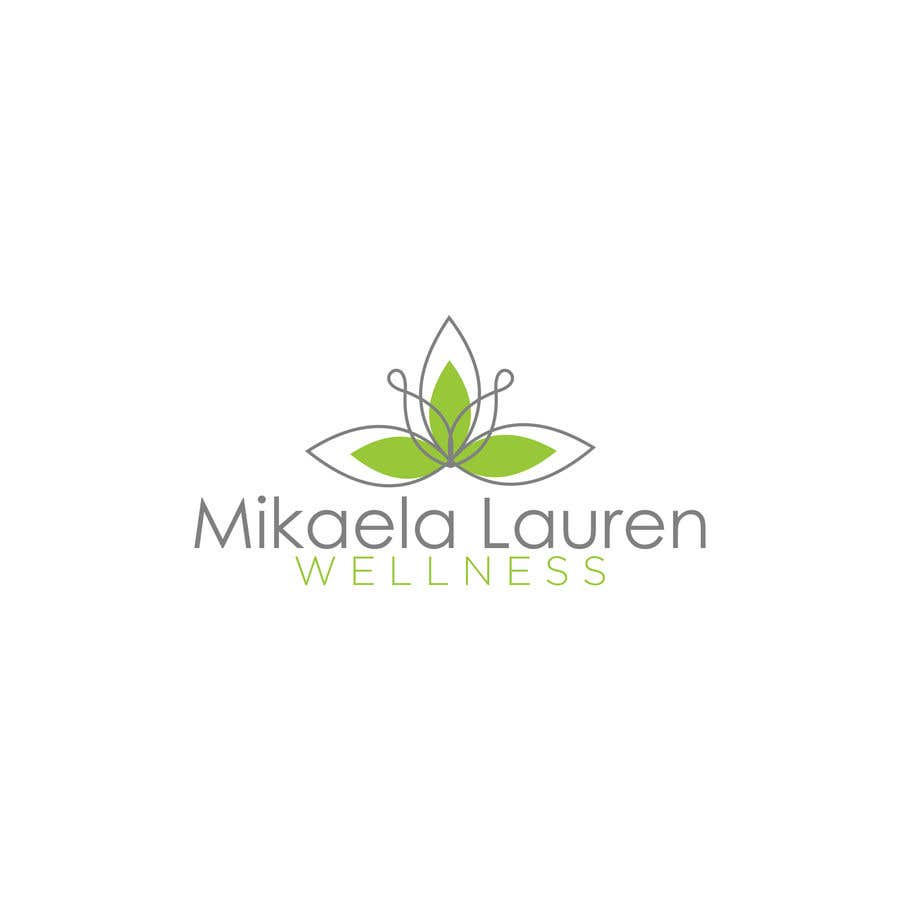 "Konkurrenceindlæg #                                        528                                      for                                         Logo for ""Mikaela Lauren Wellness"""