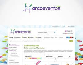 #57 for Logo Design for ArcoEventos.com by Bauerol3