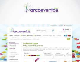 #62 for Logo Design for ArcoEventos.com by Bauerol3