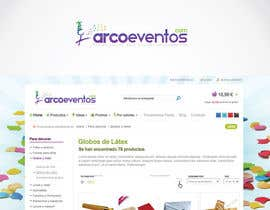 #71 for Logo Design for ArcoEventos.com by Bauerol3