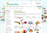 Proposition n° 68 du concours Graphic Design pour Logo Design for ArcoEventos.com