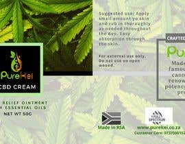 uroosamhanif tarafından Design a label for my canna cream için no 20