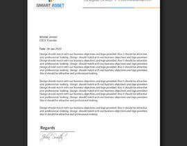 #336 for Design a Company Letterhead by patitbiswas