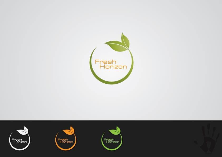 Inscrição nº                                         22                                      do Concurso para                                         Logo Design for nutritional products called Fresh Horizon