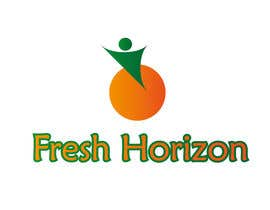 #3 para Logo Design for nutritional products called Fresh Horizon por thewolfmenrock