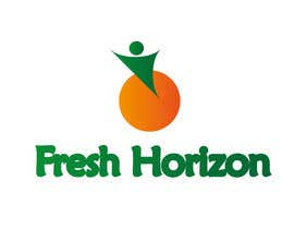 #4 para Logo Design for nutritional products called Fresh Horizon por thewolfmenrock