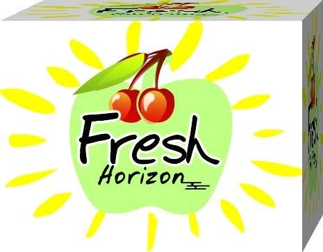 Proposition n°19 du concours Logo Design for nutritional products called Fresh Horizon
