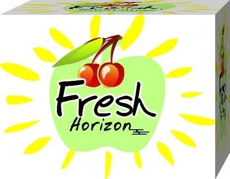 Inscrição nº 19 do Concurso para Logo Design for nutritional products called Fresh Horizon