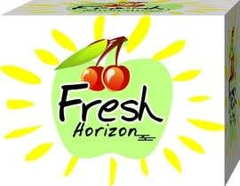 #19 para Logo Design for nutritional products called Fresh Horizon por alinaamwebdesign