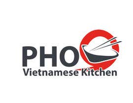 "#62 for Design a Logo for a Vietnamese Kitchen Restaurant ""Pho Nine"" by hemanthalaksiri"