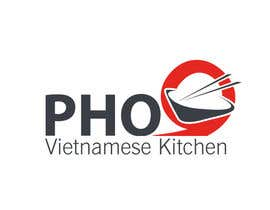 "#63 for Design a Logo for a Vietnamese Kitchen Restaurant ""Pho Nine"" by hemanthalaksiri"