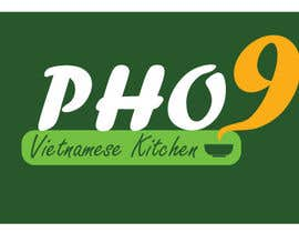 "#61 for Design a Logo for a Vietnamese Kitchen Restaurant ""Pho Nine"" by cuongdesign88"