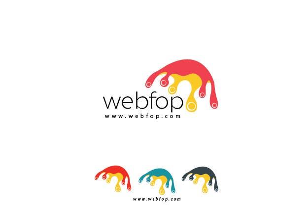 Kilpailutyö #                                        10                                      kilpailussa                                         Logo Design for webfop