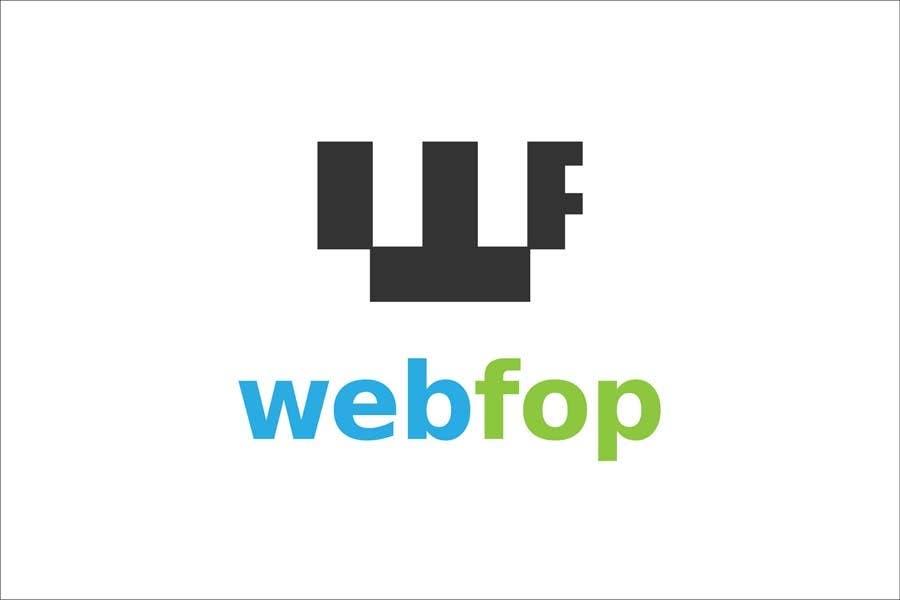 Kilpailutyö #                                        30                                      kilpailussa                                         Logo Design for webfop