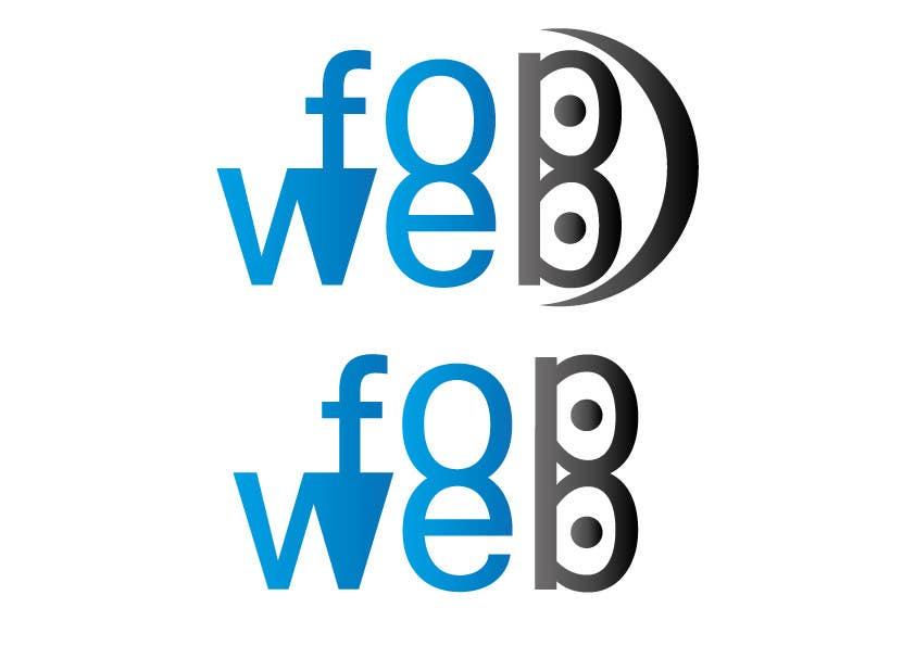 Kilpailutyö #24 kilpailussa Logo Design for webfop