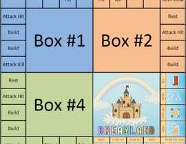 #26 for Board game design af loneshark102