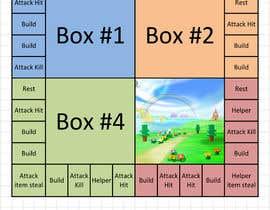 #1 for Board game design af YelitzaDESIGN