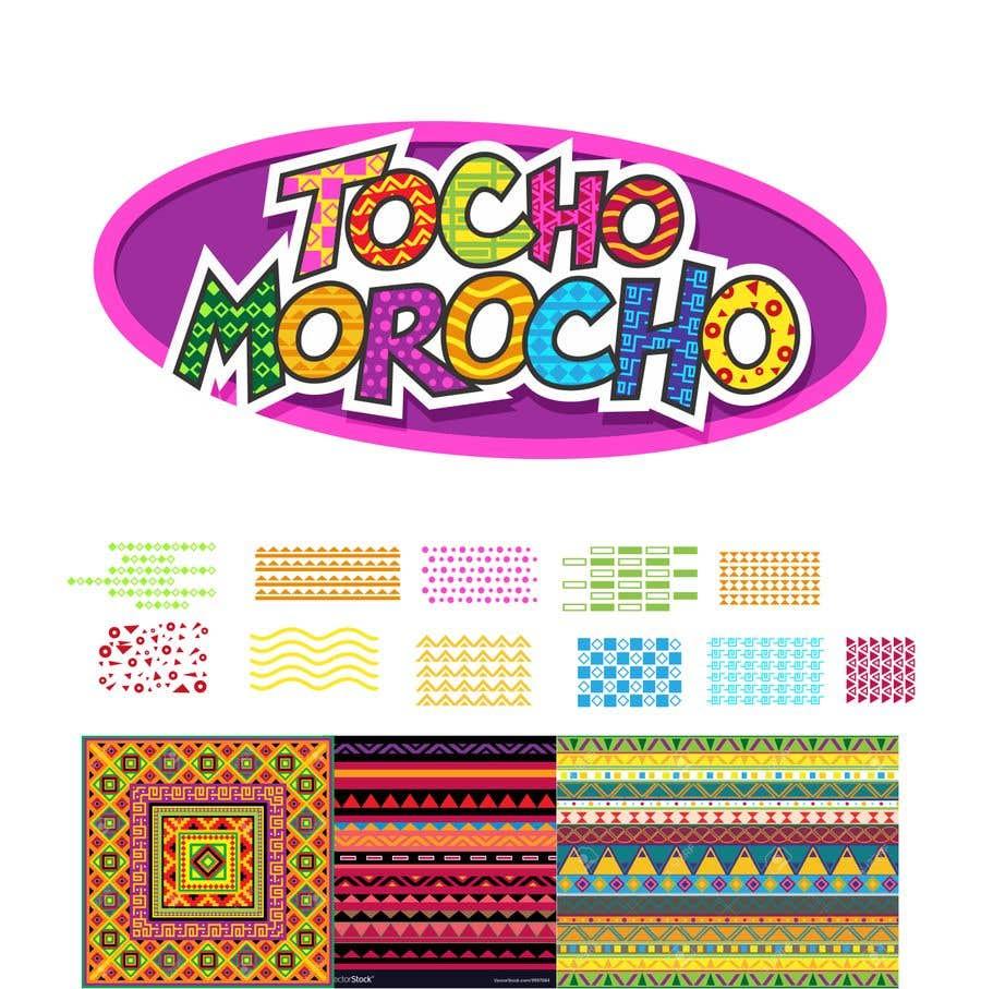 Конкурсная заявка №                                        36                                      для                                         TochoMorocho Logo design