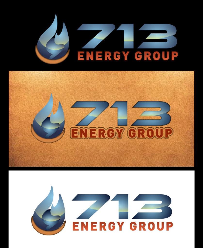 #210 for Complete Make Over, Logo, Website, Brochures, Flyers.  Start w/Logo,  713 Energy Group by rashedhannan