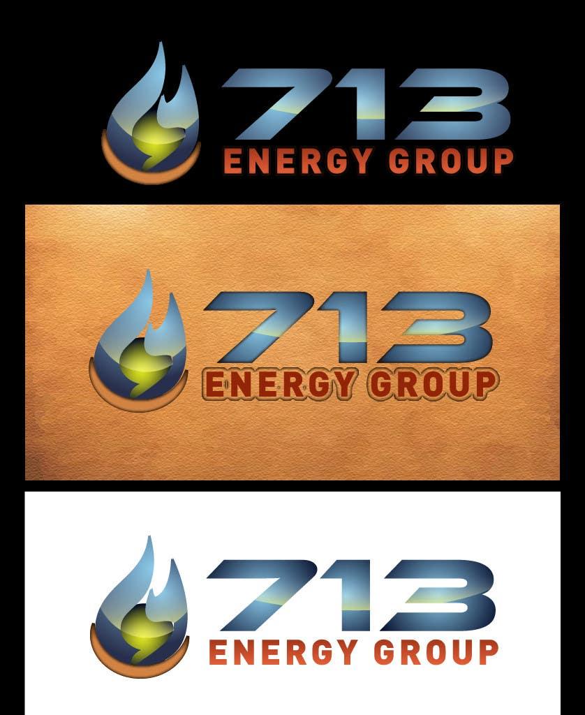 #211 for Complete Make Over, Logo, Website, Brochures, Flyers.  Start w/Logo,  713 Energy Group by rashedhannan