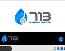 #155 para Complete Make Over, Logo, Website, Brochures, Flyers.  Start w/Logo,  713 Energy Group por Dewieq