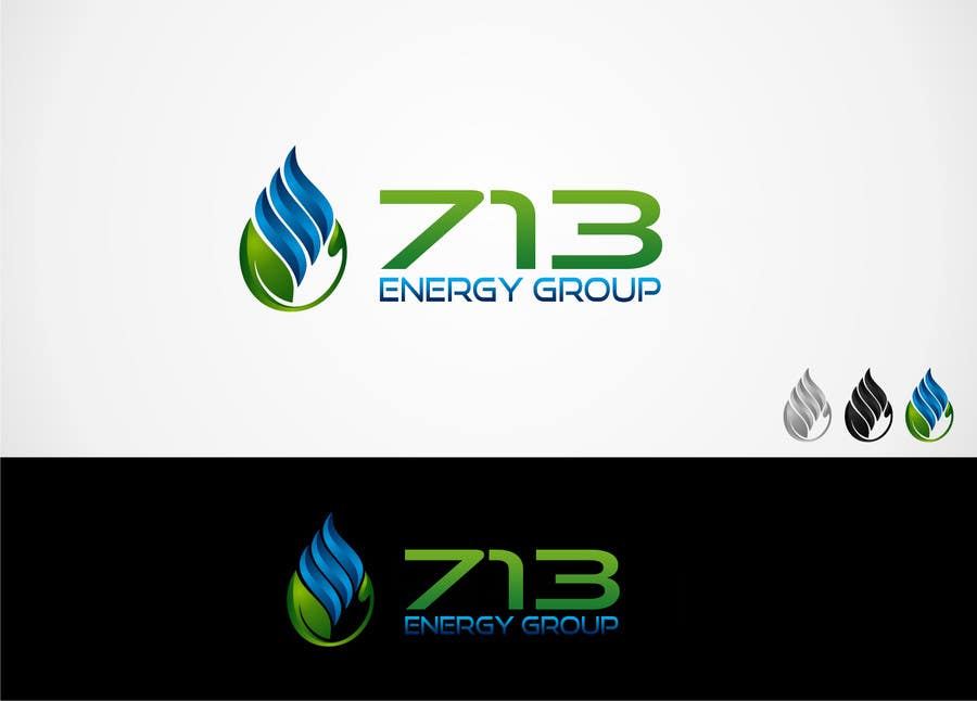 Bài tham dự cuộc thi #168 cho Complete Make Over, Logo, Website, Brochures, Flyers.  Start w/Logo,  713 Energy Group