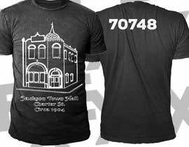 #68 for Historic Homes T-shirts by Exer1976