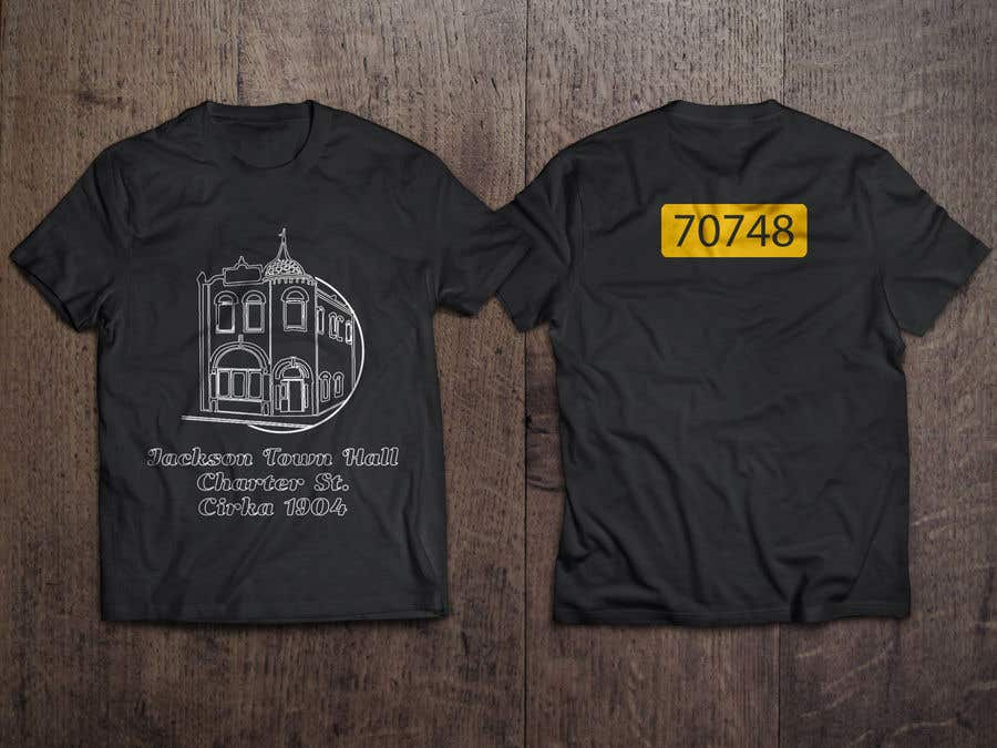 Contest Entry #                                        65                                      for                                         Historic Homes T-shirts