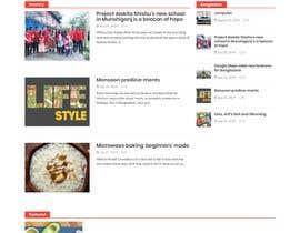 #12 untuk Blog website that I can host. oleh sanjdur123
