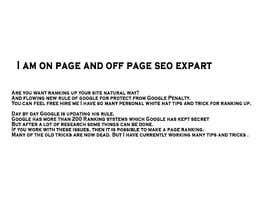 #76 untuk Search Engine Optimization (SEO)- Onsite & Offsite SEO oleh AuPial