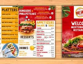 #30 untuk Create new restaurant menu ( for screen display & print) oleh flamusgualdron