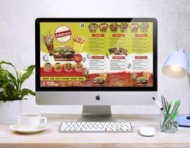 #51 untuk Create new restaurant menu ( for screen display & print) oleh MdFaisalS