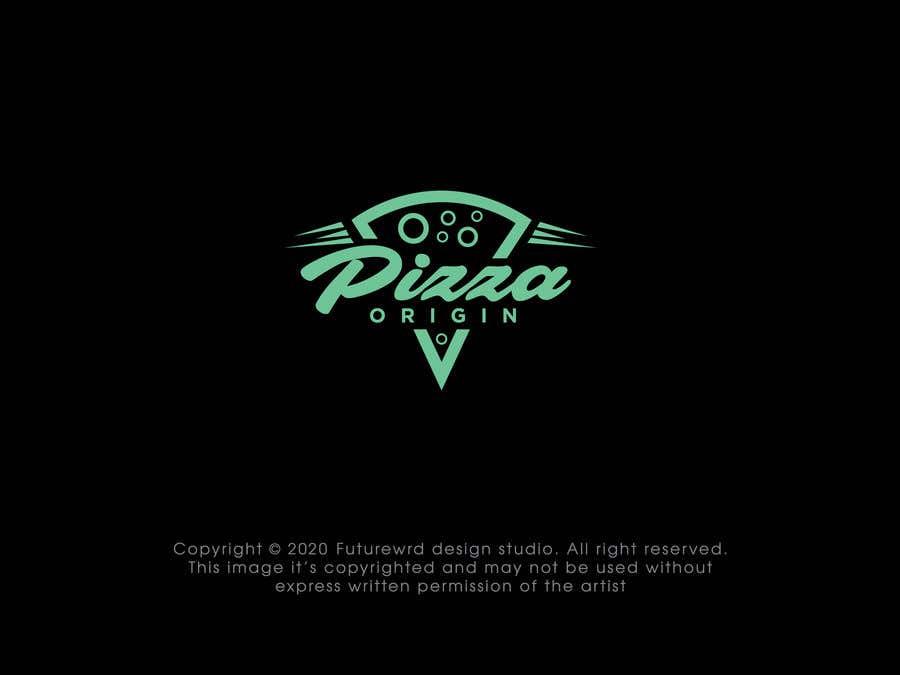 Penyertaan Peraduan #                                        105                                      untuk                                         design logo for pizza shop