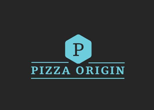 Penyertaan Peraduan #                                        107                                      untuk                                         design logo for pizza shop