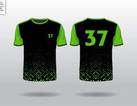 #3 for Full sublimation jersey design In vecter file. by fahidyounis